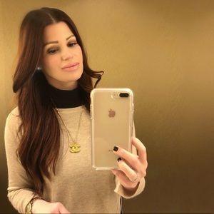 Zara Semi Sheer Sweater